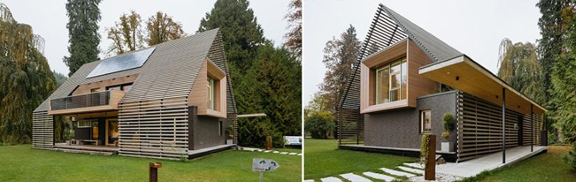 Gebäudeautomation: Plusenergiehaus In Österreich. Eigenheim Produziert Mehr  Energie, Als Es Verbraucht
